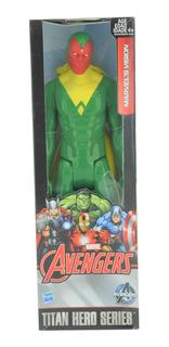 Avengers Vision Marvel Figura 30 Cm Hasbro