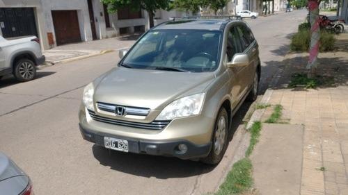 Honda Cr-v 2.4 Ex L At 4wd 2008