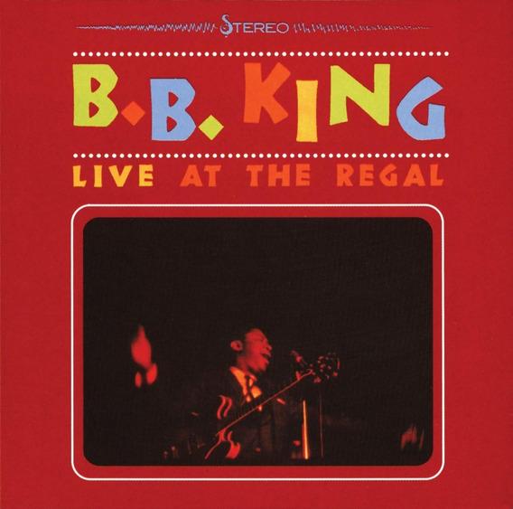 B. B, King - Live At The Regal Vinilo Importado