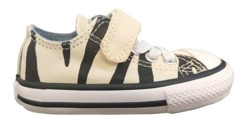 Tênis All Star Converse Chuck Taylor Kids Zebra - Original