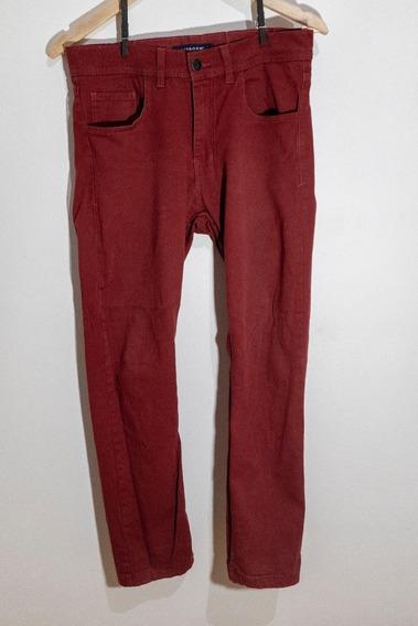 Pantalon De Gabardina Airborn - Hombre - Talle 30