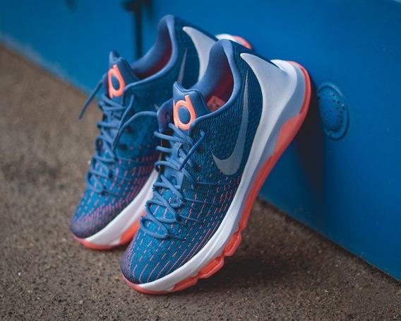 Tenis Nike Kevin Durant Kd 8 Infantil + Envio Gratis
