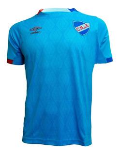 Camiseta Remera De Nacional Del Hincha Fútbol Mvdsport