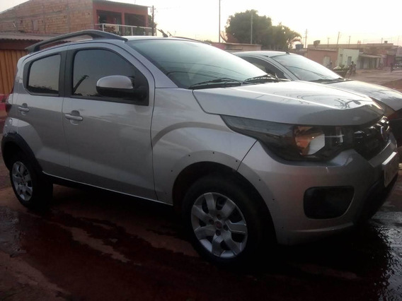 Vendo Ágil Do Fiat Mobi Way 2017