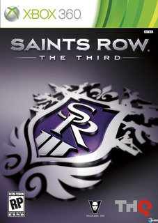Saints Row The Third Xbox 360 -- Envío Gratis --