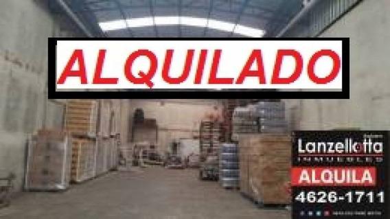Galpones, Depósitos O Edificios Ind. Alquiler Gregorio De Laferrere