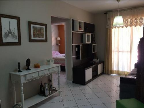 Imagem 1 de 18 de Apartamento Em Coqueiros Com 1 Dormitório - Ap5673