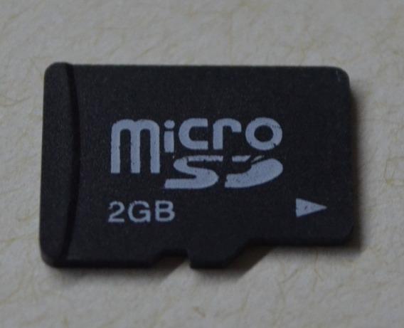 Cartão De Memoria Sd Cart 2gb