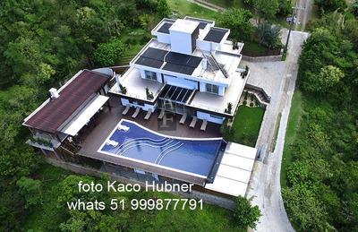 Casa A Venda No Bairro Morro Da Silveira Em Garopaba - Sc. - Kv512-1