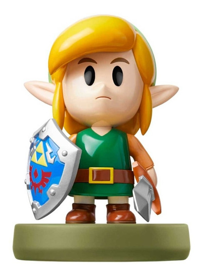 Amiibo Link Awakening The Legend Of Zelda Link
