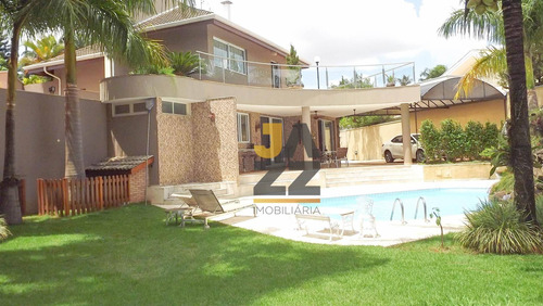 Maravilhosa Casa Com 3 Suítes Em Campinas - Ca12600