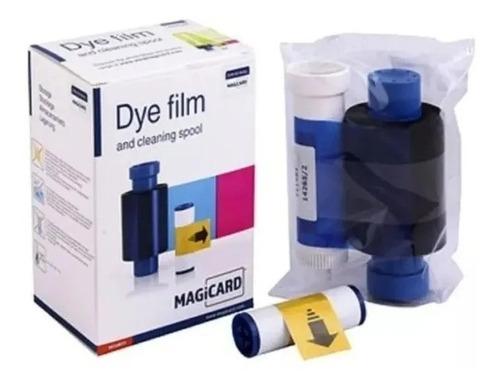 Cinta De Color Dye Film Magicard Cleaning Spool Ma300ymcko