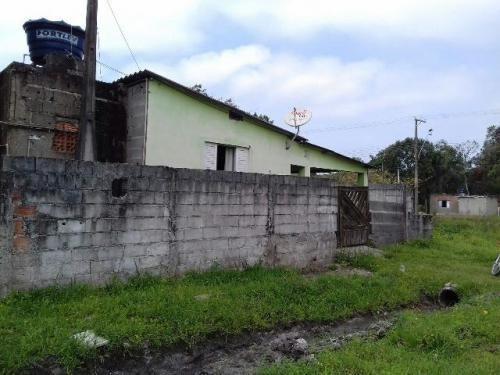 Casa Na Praia Com 3 Quartos Em Itanhaém-sp 3298-pc