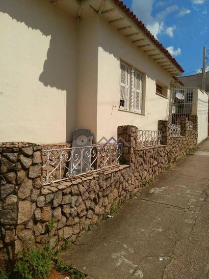 Casa Com 2 Dormitórios Para Alugar, 180 M² Por R$ 1.800,00/mês - Centro - Jundiaí/sp - Ca0822