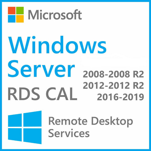 Imagen 1 de 1 de 50 Cal Usuario Remoto Rds 2012/2016/2019 Windows Server