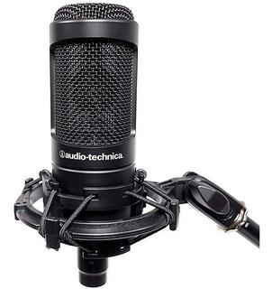 Audio Technica At2050 Microfono Condenser Multipatron Pro