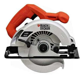 Sierra Circular Black Decker 185mm 1400w Cs1004 1 Disco