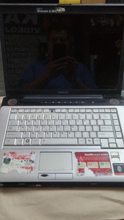 Toshiba Satellite Notebook A205 S4557 Usada No Enciende