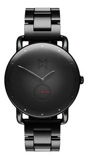 Reloj Mad Gun Grove - Reloj De Hombre - Malla Acero Negra