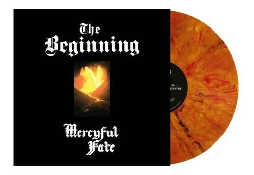 Mercyful Fate - The Beginning Vinilo Simple Nuevo Y Sellado