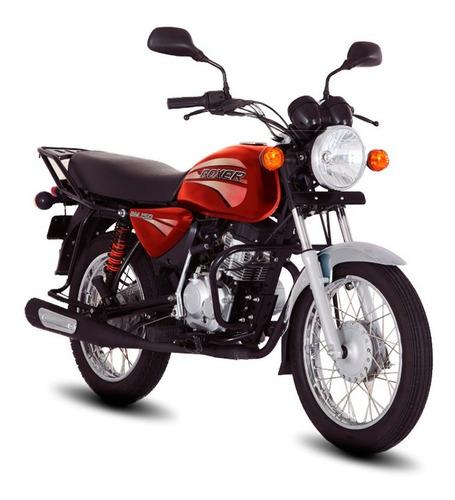 Moto Bajaj Boxer 150 Rt 0km 2021 - 18 Cuotas Sin Interés