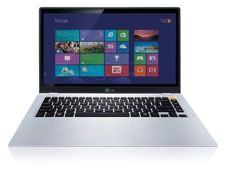 Notebook Lg Z355 I7 4gb 120gb Ssd Windows 13,3