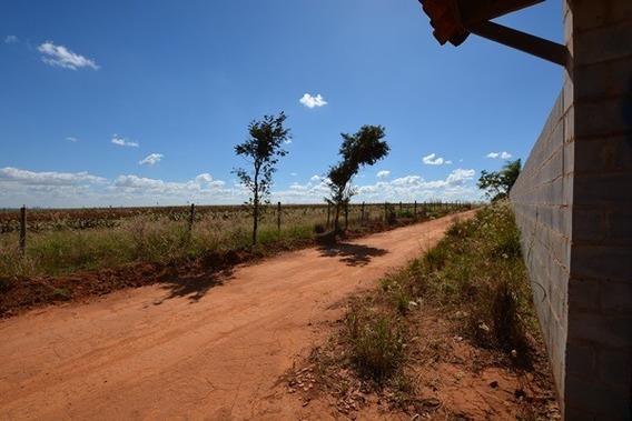 Fazenda Em Zona Rural, Senador Canedo/go De 160m² 4 Quartos À Venda Por R$ 400.000,00 - Fa278018