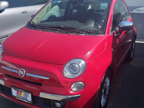 Fiat 500 1.4 Lounge Convertible At 2016