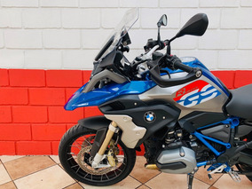Bmw R1200 Gs Rallye - Azul - 2018 - Financiamos - Km 5.366