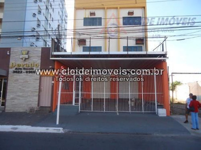Salão Comercial - Lixeira - Cuiabá. - Sl0006
