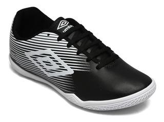 Tênis Masculino Futsal Umbro F5 Light Preto