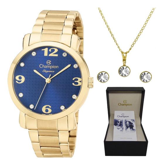 Relógio Champion Feminino Original C. Nota Fiscal Sk10