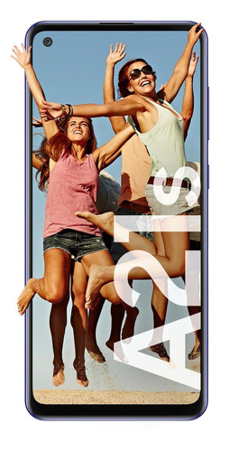 Samsung Galaxy A21s 64 GB azul 4 GB RAM