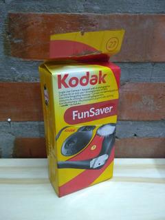 Camara De Un Solo Uso Kodak Fun Saver
