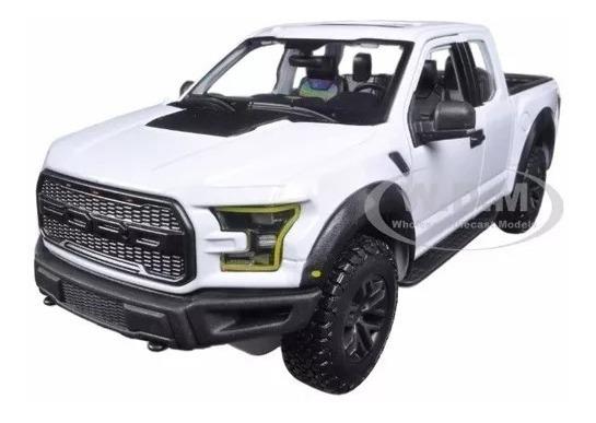 Ford Raptor 2017 Varios Colores Maisto 1/24 Se Trucks