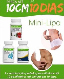 Mini Lipo Herbalife:ômega-3 + Xtra Cal + Chá !frete Gratis!