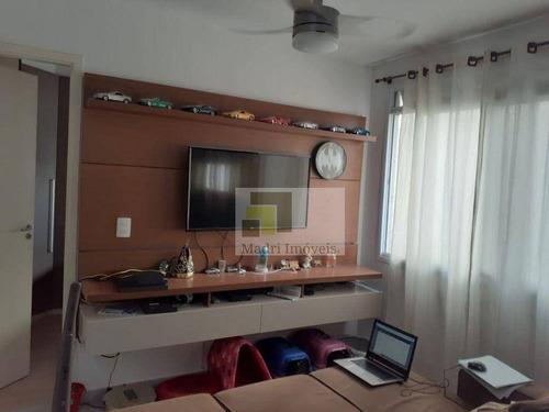Imagem 1 de 13 de Apartamento Com 1 Dormitório À Venda, 34 M² Por R$ 300.000,00 - Vila Leopoldina - São Paulo/sp - Ap2315