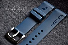 Pulseira Nautica 22mm Azul