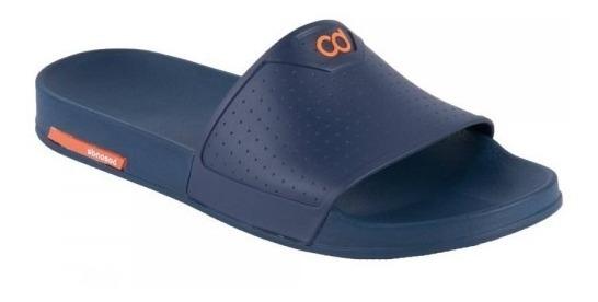 Chinelo Sandália Slide Capri Boa Onda Masculino Azul