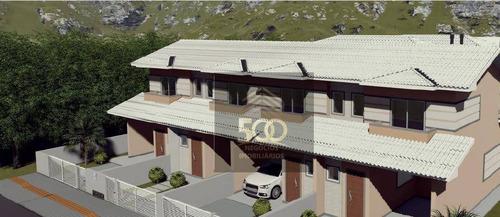 Sobrado Com 2 Dormitórios À Venda, 76 M² Por R$ 200.000,00 - Barra Do Aririú - Palhoça/sc - So0133