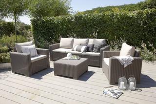 Sala Premium Tipo Rattan 3d Lounge, Terraza, Jardín, Alberca