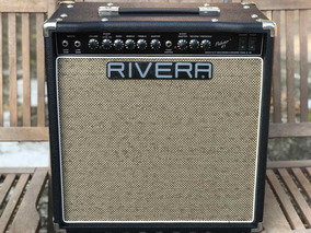 Amplificador Rivera Pubster 45w 1x12 Usa (n Engl, Bogner)