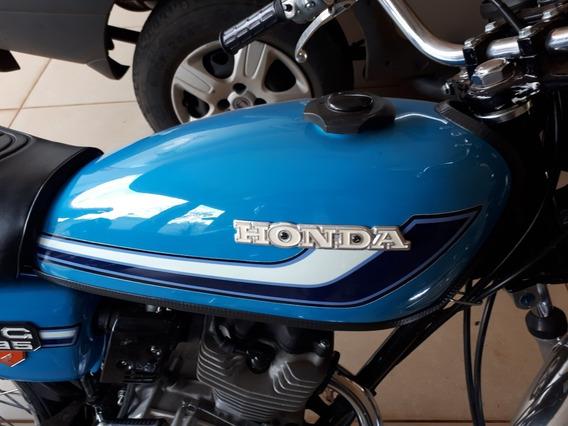 Honda Cg 81 Bolinha