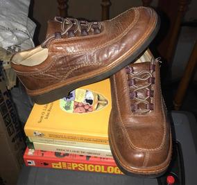 Zapatos De Cuero 16hrs Hombre