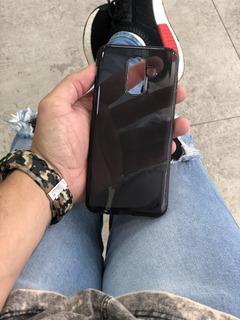 Capa Transparente Fume Samsung