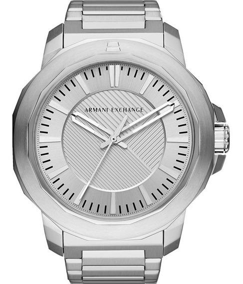 Relógio Armani Exchange Masculino Original Nota Ax1900/1kn