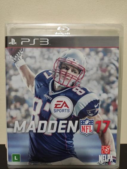 Playstation 3 Madden 2017