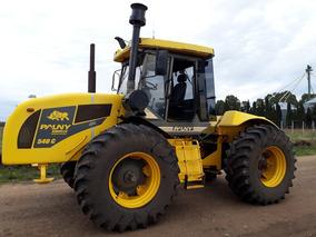 Tractor Articulado 4x4 Pauny 210hp