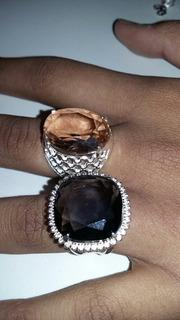 Lindos Anéis De Prata Feminino