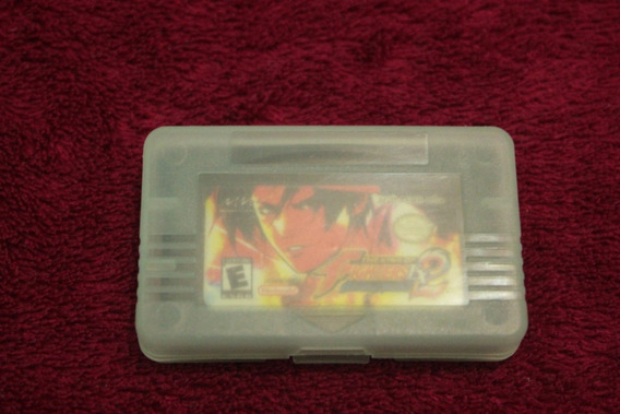 The King Of Fighters Ex2: Howling Blood - Game Boy Advance